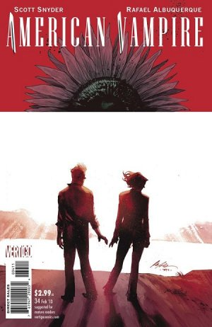 American Vampire # 34 Issues