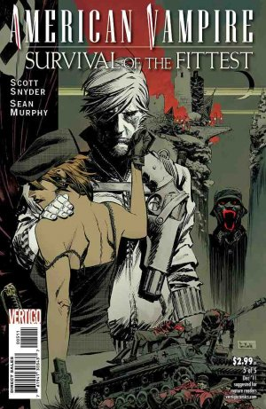American Vampire - Survival of the Fittest # 5 Issues