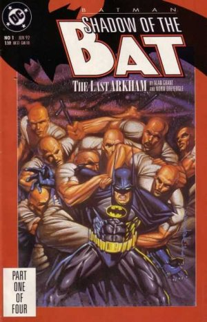 Batman - Shadow of the Bat édition Issues V1 (1992 - 2000)