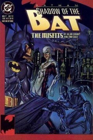 Batman - Shadow of the Bat # 7 Issues V1 (1992 - 2000)