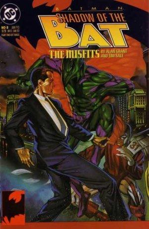 Batman - Shadow of the Bat # 8 Issues V1 (1992 - 2000)