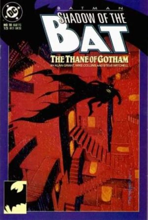 Batman - Shadow of the Bat # 10
