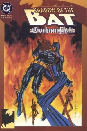 Batman - Shadow of the Bat # 15