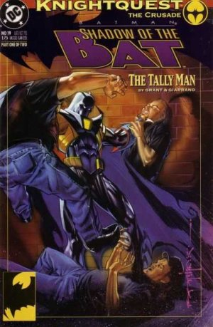 Batman - Shadow of the Bat # 19
