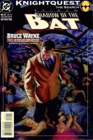 Batman - Shadow of the Bat # 22 Issues V1 (1992 - 2000)