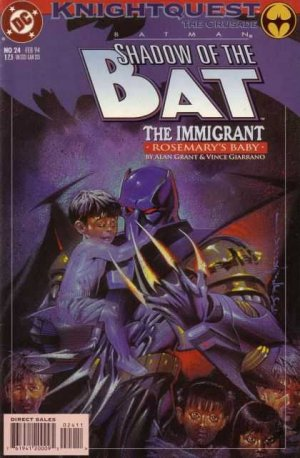 Batman - Shadow of the Bat # 24 Issues V1 (1992 - 2000)