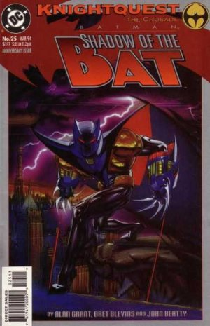 Batman - Shadow of the Bat # 25