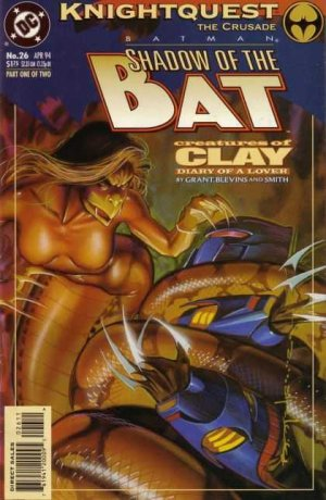 Batman - Shadow of the Bat 26 - Knightquest: The Crusade: Creatures of Clay, Part 1: Diary o...