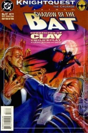 Batman - Shadow of the Bat # 27 Issues V1 (1992 - 2000)