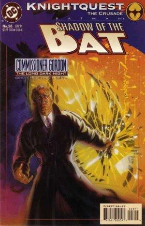 Batman - Shadow of the Bat # 28