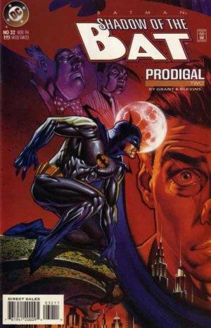 Batman - Shadow of the Bat 32 - Prodigal, Part Two
