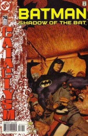 Batman - Shadow of the Bat # 74 Issues V1 (1992 - 2000)