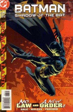 Batman - Shadow of the Bat # 83 Issues V1 (1992 - 2000)
