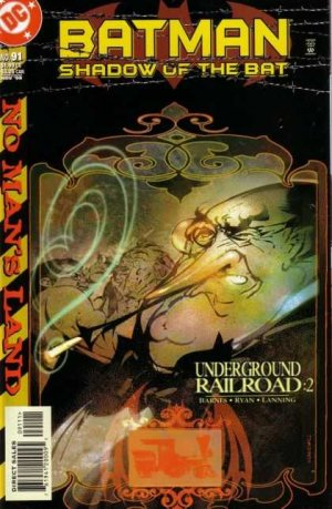 Batman - Shadow of the Bat # 91 Issues V1 (1992 - 2000)