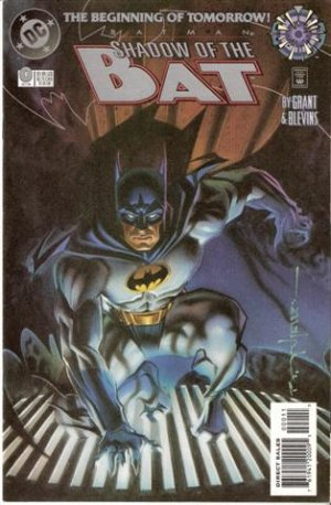 Batman - Shadow of the Bat # 0