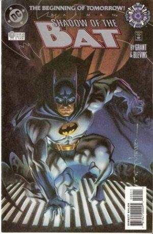 Batman - Shadow of the Bat # 0