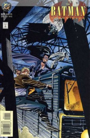 The Batman Chronicles # 1 Issues