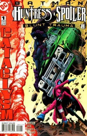 Batman - Spoiler/Huntress: Blunt Trauma édition Issues