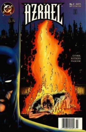 Azrael - Agent of the Bat # 2 Issues V1 (1995 - 2003)