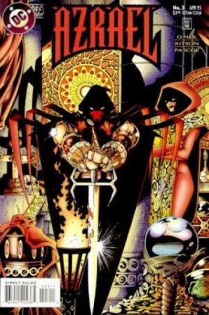 Azrael - Agent of the Bat # 3 Issues V1 (1995 - 2003)