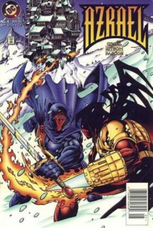 Azrael - Agent of the Bat # 4 Issues V1 (1995 - 2003)