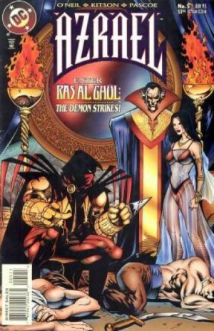 Azrael - Agent of the Bat # 5 Issues V1 (1995 - 2003)