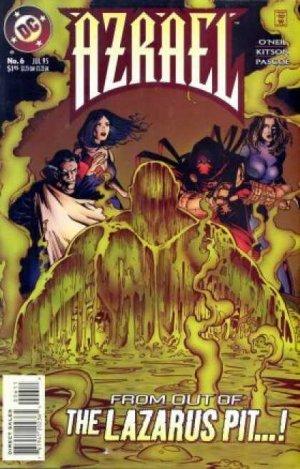 Azrael - Agent of the Bat # 6 Issues V1 (1995 - 2003)