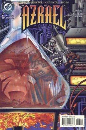 Azrael - Agent of the Bat # 7 Issues V1 (1995 - 2003)