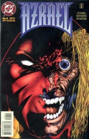 Azrael - Agent of the Bat # 8