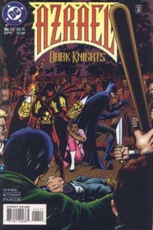 Azrael - Agent of the Bat # 11