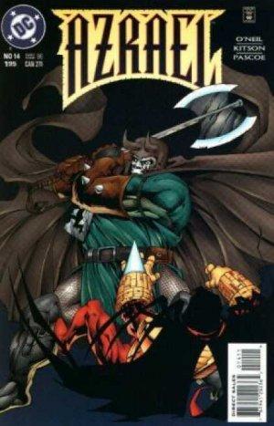 Azrael - Agent of the Bat # 14
