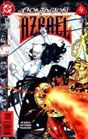Azrael - Agent of the Bat # 15