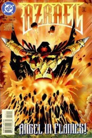 Azrael - Agent of the Bat # 19