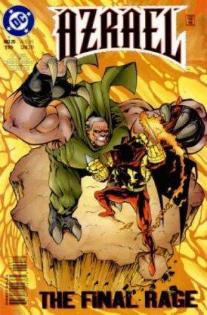 Azrael - Agent of the Bat # 20