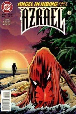 Azrael - Agent of the Bat # 21