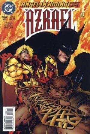 Azrael - Agent of the Bat # 22