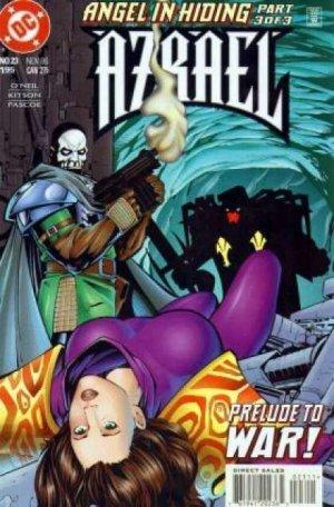 Azrael - Agent of the Bat # 23