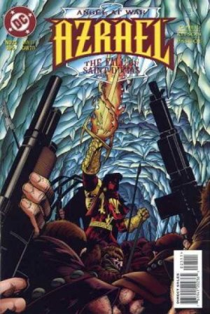 Azrael - Agent of the Bat # 25