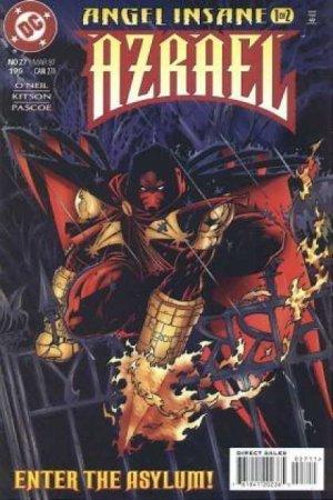 Azrael - Agent of the Bat # 27