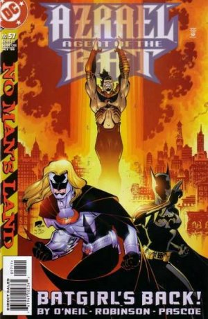 Azrael - Agent of the Bat # 57 Issues V1 (1995 - 2003)