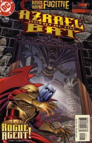 Batman - Meurtrier et Fugitif # 91 Issues V1 (1995 - 2003)
