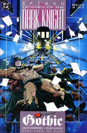 Batman - Legends of the Dark Knight # 10