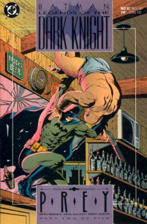 Batman - Legends of the Dark Knight # 12