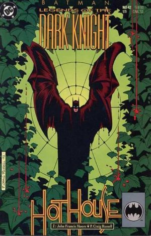 Batman - Legends of the Dark Knight # 42 Issues V1 (1989 - 2007)