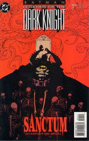 Batman - Legends of the Dark Knight # 54