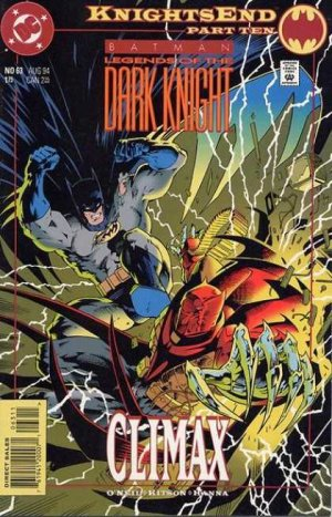 Batman - Legends of the Dark Knight # 63
