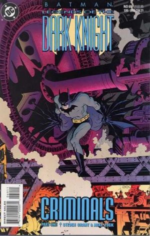 Batman - Legends of the Dark Knight 69 - Criminals, Part One