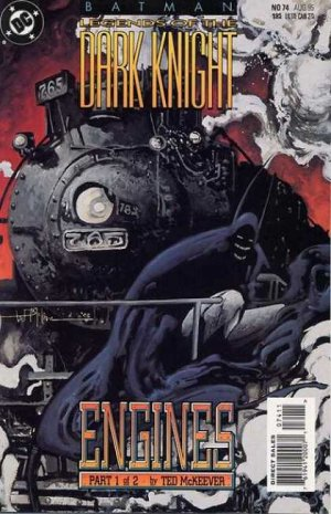 Batman - Legends of the Dark Knight 74 - Engines, Part One