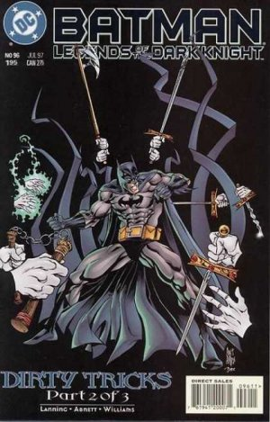 Batman - Legends of the Dark Knight # 96