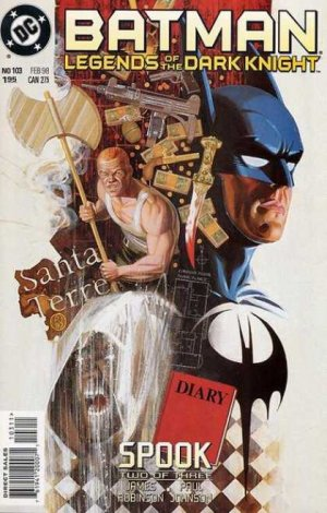 Batman - Legends of the Dark Knight # 103